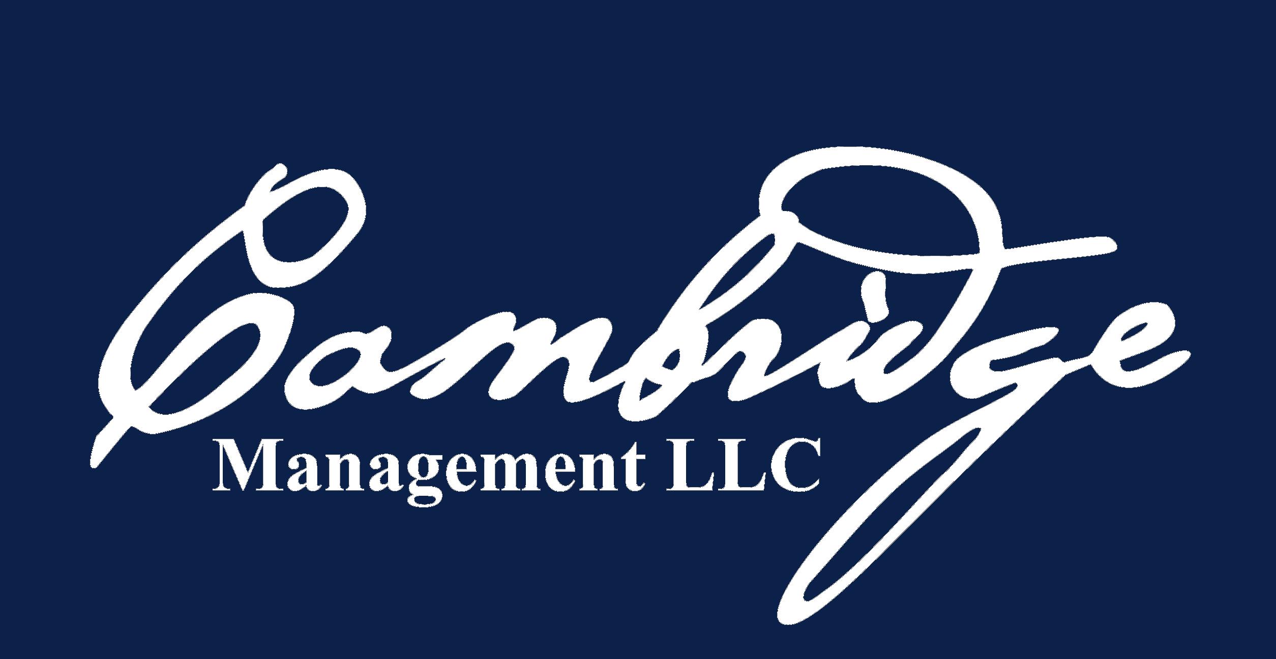 Cambridge Management LTD.